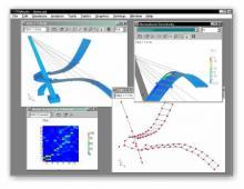 FEMtools Dynamics Pedestrian Bridge Example